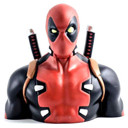 MARVEL COMICS BUSTE / TIRELIRE DEADPOOL 20 CM