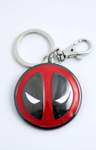 MARVEL COMICS PORTE-CLÉS MÉTAL DEADPOOL