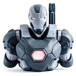 MARVEL COMICS BUSTE / TIRELIRE WAR MACHINE MARK III 20 CM