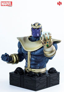 MARVEL BUSTE THANOS THE MAD TITAN 16 CM