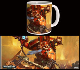 MUG KHARN THE BETRAYER WARHAMMER 40K