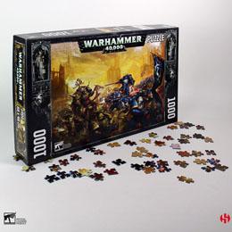 WARHAMMER 40K PUZZLE DARK IMPERIUM (1000 PIÈCES)