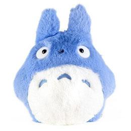 MON VOISIN TOTORO PELUCHE NAKAYOSHI BLUE TOTORO 18 CM