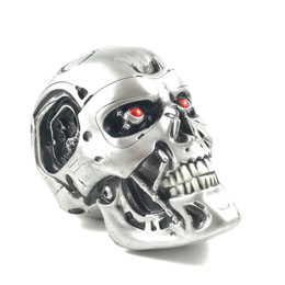REPLIQUE TERMINATOR GENISYS 1/2 ENDOSKULL LC EXCLUSIVE