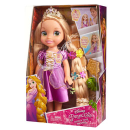 Photo du produit POUPEE DISNEY RAIPONCE 35 CM Photo 1