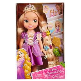 Photo du produit POUPEE DISNEY RAIPONCE 35 CM Photo 2