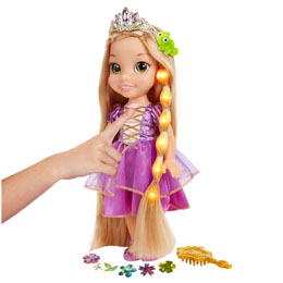 Photo du produit POUPEE DISNEY RAIPONCE 35 CM Photo 3