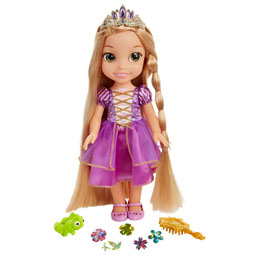 Photo du produit POUPEE DISNEY RAIPONCE 35 CM Photo 4