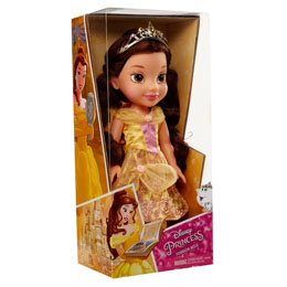 Photo du produit POUPEE DISNEY LA BELLE ET LA BÊTE BELLE 35 CM Photo 1