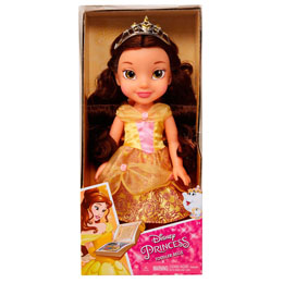 Photo du produit POUPEE DISNEY LA BELLE ET LA BÊTE BELLE 35 CM Photo 2