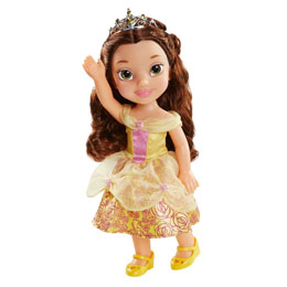 Photo du produit POUPEE DISNEY LA BELLE ET LA BÊTE BELLE 35 CM Photo 3