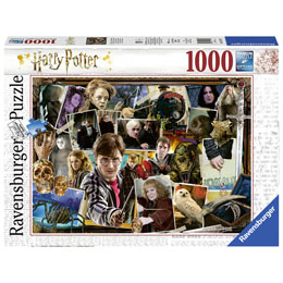 HARRY POTTER PUZZLE HARRY POTTER VS. VOLDEMORT (1000 PIÈCES)