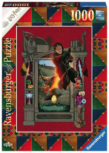 HARRY POTTER PUZZLE TRIWIZARD TOURNAMENT (1000 PIÈCES)