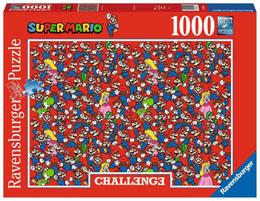 Nintendo Challenge puzzle Super Mario Bros (1000 pièces)