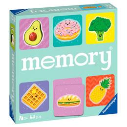 JEU MEMORY FUNNY FOOD