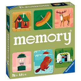 JEU MEMORY CAMPING ADVENTURES