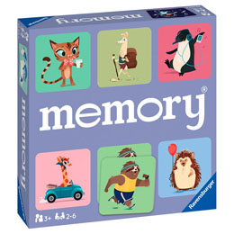 JEU MEMORY HAPPY ANIMALS