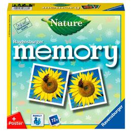JEU MEMORY NATURE