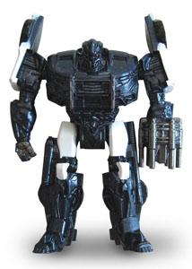 TRANSFORMERS LE DERNIER CHEVALIER BARRICADE ROBOT 1/64 METAL