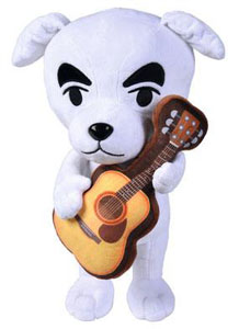 ANIMAL CROSSING PELUCHE KK SLIDER 40 CM