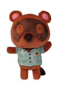 ANIMAL CROSSING PELUCHE TOMMY 25 CM