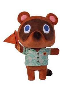 ANIMAL CROSSING PELUCHE TIMMY 25 CM