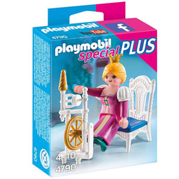 PLAYMOBIL PRINCESSE QUENOUILLE SPECIAL PLUS