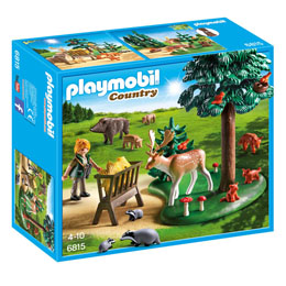PLAYMOBIL COUNTRY WOODLAND GROVE 6815