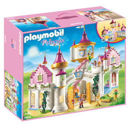 PLAYMOBIL PRINCESS GRAND CHATEAU DE PRINCESSE (6848)