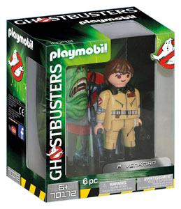Photo du produit SOS FANTÔMES FIGURINE PLAYMOBIL DE COLLECTION PETER VENKMAN Photo 1
