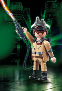 SOS FANTÔMES FIGURINE PLAYMOBIL DE COLLECTION RAYMOND STANTZ
