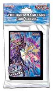 YU-GI-OH! 50 POCHETTES DARK MAGICIANS (50)