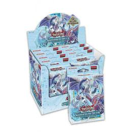 Yu-Gi-Oh! présentoir 8 Structures decks Freezing Chains (ANGLAIS)