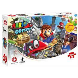 SUPER MARIO ODYSSEY PUZZLE WORLD TRAVELER