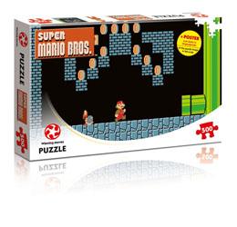 SUPER MARIO BROS. PUZZLE UNDERGROUND ADVENTURES