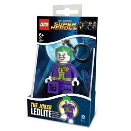 LEGO BATMAN MINI LAMPE DE POCHE AVEC CHAINETTE JOKER