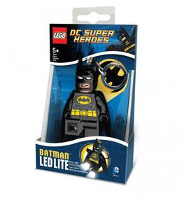 PORTE CLE LEGO MINI LAMPE DE POCHE AVEC CHAINETTE BATMAN