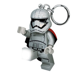 LEGO STAR WARS MINI LAMPE DE POCHE CAPTAIN PHASMA