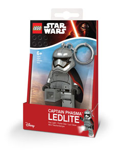 Photo du produit LEGO STAR WARS MINI LAMPE DE POCHE CAPTAIN PHASMA Photo 1