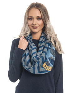 Photo du produit FOULARD HARRY POTTER RAVENCLAW