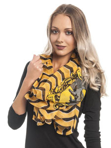 FOULARD HARRY POTTER HUFFLEPUFF
