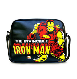 MARVEL COMICS SAC À BANDOULIÈRE IRON MAN