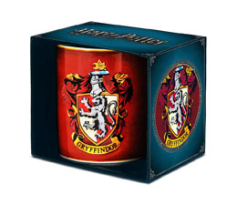 HARRY POTTER MUG GRYFFINDOR CLASSIC