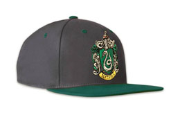 HARRY POTTER CASQUETTE SNAPBACK SLYTHERIN