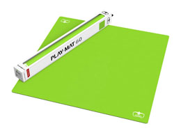 Photo du produit Ultimate Guard tapis de jeu 60 Monochrome Vert 61 x 61 cm Photo 4