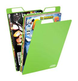 Photo du produit Ultimate Guard 25 intercalaires pour Comics Premium Comic Book Dividers Vert Photo 2