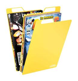 Photo du produit Ultimate Guard 25 intercalaires pour Comics Premium Comic Book Dividers Jaune Photo 2