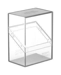 Ultimate Guard Boulder Deck Case 60+ taille standard Transparent