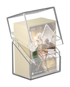 Photo du produit Ultimate Guard Boulder Deck Case 60+ taille standard Transparent Photo 1
