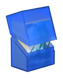 Photo du produit Ultimate Guard Boulder Deck Case 60+ taille standard Sapphire Photo 1